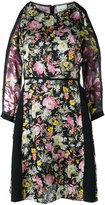 3.1 Phillip Lim flower print dress - women - Silk - 4