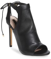 Topshop Women's 'Randy' Tie Back Sandal
