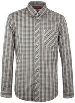 Ben Sherman Long Sleeve Classic Tartan Check Shirt