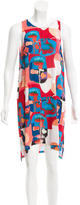 Clover Canyon Sleeveless Printed Dress w/ Tags