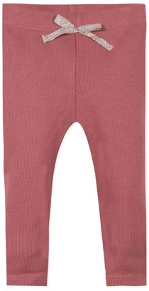 Absorba Textured-Bow Trousers (3-24 Months)