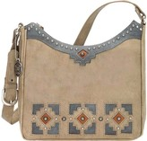 American West Women's Annie's Secret Shoulder Bag w/ Secret Back Wall