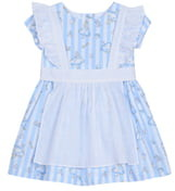 Pippa & Julie x Disney Alice Pinafore Dress
