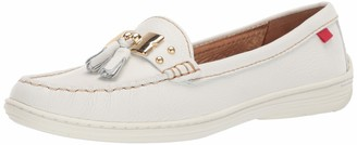 Marc Joseph New York Women's Leather Made in Brazil Hudson Boat Shoe