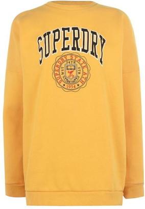 Superdry Varsity Crew Sweatshirt