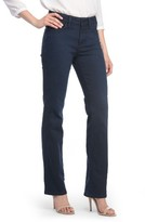 NYDJ Women's Marilyn Stretch Straight Leg Jeans