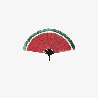 Pubumésu red Semangka Watermelon fan