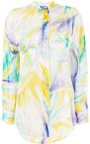 Forte Forte multicoloured silk shirt