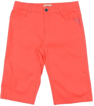 TRUSSARDI JUNIOR Denim bermudas