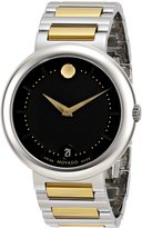 Movado Men's 0606588 Concerto Two-Tone Stainless Steel Watch