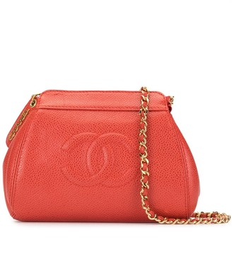 Chanel Pre Owned 1998 CC mini shoulder bag