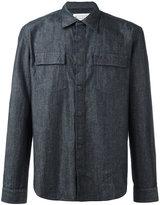 Maison Margiela classic denim shirt - men - Cotton - 40