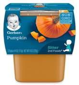 Gerber 2nd Foods® 2-Pack 4 oz. Pumpkin
