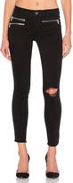 DL x Jessica Alba No. 3 Instasculpt Zip Pocket Skinny