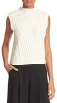 Diane von Furstenberg Ediva Wool & Cashmere Mock Neck Sweater