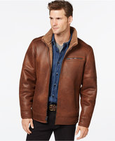 Buffalo David Bitton David Men's Big & Tall Bitton Faux-Shearling Jacket