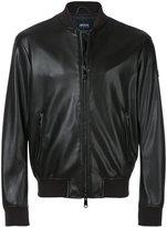 Armani Jeans slim zipped jacket