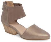 Eileen Fisher Fame Ankle Strap Pump (Women)