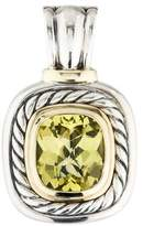 David Yurman Lemon Citrine Albion Enhancer