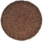 "Milford 15"" Round Natural Placemat"