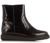 Isabel Marant Connor leather ankle boots