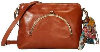 Patricia Nash Avellino Top Zip (Tan/FB Scarf) Bags