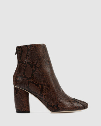Beau Coops Batton Ankle Boots