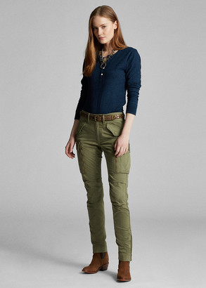 Ralph Lauren Stretch Skinny Cargo Pant
