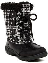 London Fog Uxbridge Faux Shearling Boot
