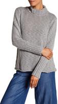 Eileen Fisher Turtleneck Knit Sweater
