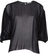 Acne Studios 'Abbie Silk Main' blouse