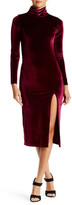 Rachel Pally Alba Slit Velvet Dress