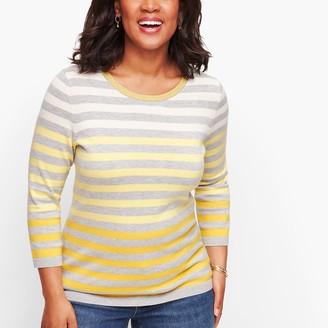 Talbots Ombre Stripe Sweater