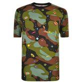 Billionaire Boys Club Space Print T Shirt