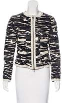 Moncler Flavienne Quilted Jacket