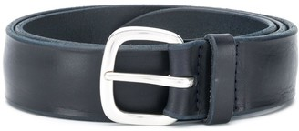 Orciani Wide Leather Belt
