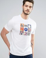 Ben Sherman Record Graphic T-shirt