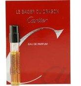 Cartier Le Baiser Du Dragon By Eau De Parfum Spray Vial On Card