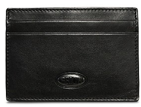 Bric's Monte Rosa Slim Card Case + Money Clip