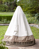 """Horchow """"Castle"""" Fountain Cover"""