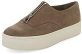 Vince Warner Platform Slip-On Sneaker