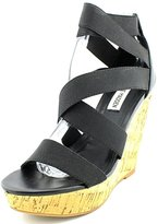 Steve Madden Abbby Women US 8.5 Wedge Sandal