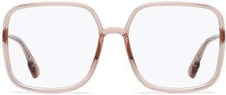 Christian Dior SoStellaireO1 Square Frame Glasses