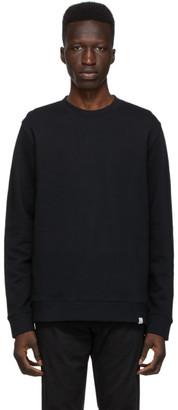 Norse Projects Black Vagn Classic Sweatshirt