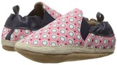 Robeez Blossom Mania Soft Sole Girl's Shoes