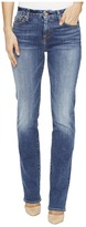 7 For All Mankind Kimmie Straight in Serratoga Bay Women's Jeans