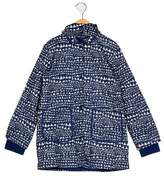 Stella McCartney Girls' Printed Hooded Jacket