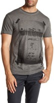 Diesel Diego Graphic Short Sleeve Tee