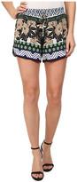 Hale Bob Floral Fusion Shorts