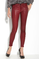 Lambskin Leather Pants